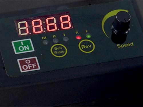 Record - Coronet Herald Sorvi - 1420 DC Elektroninen nopeudensäätö - M33