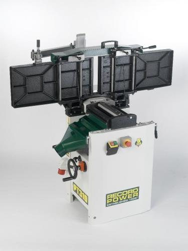Record - PT310 Oikotasohöylä siirtorullilla ja korkeussäädön numeronäytöllä, 400v, 2,75kW - Pakettitarjous - 310mm - SD31