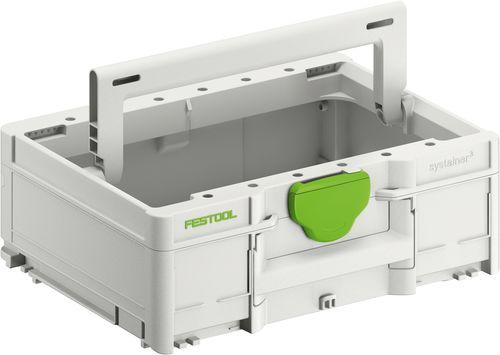 Festool - Systainer ToolBox SYS3 TB M 137